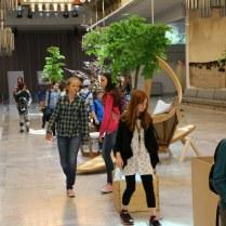 Čar lesa: Cankarjev dom 2015