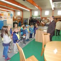 Obisk otrok iz vrtca Pomurski sejem MEDICAL 2017