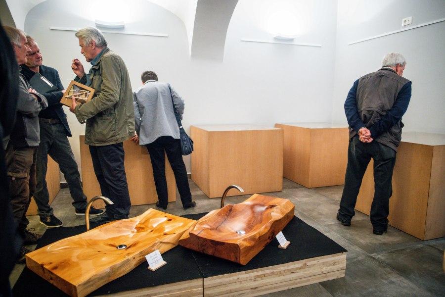 Čar lesa 2019 Levstikov dom v Velikih Laščah