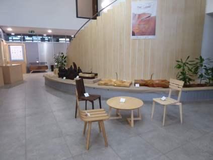 Čar lesa 2019 Krpanov dom v Pivki