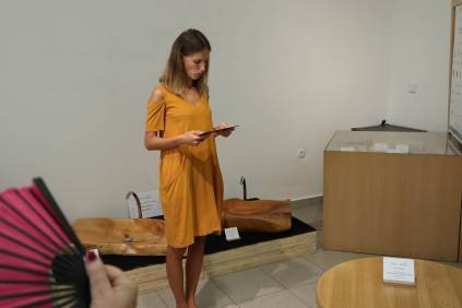 Fotografije dogodkov: Čar lesa 2019: Notranjski muzej Krasa, Postojna
